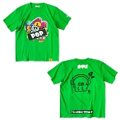 即決 スプラトゥーン2 × WEARTHEMUSIC Pop T-shirt Lサイズ 新品