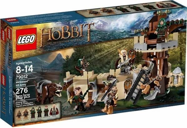レゴ LEGO ☆ ロードオブザリング ホビット Load of the Rings / The Hobbit ☆ 79012 闇の森のエルフ軍 Mirkwood Elf Army ☆ 新品