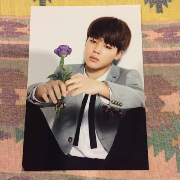 防弾少年団 BTS マルイ限定フォト JIMIN ライブグッズの画像