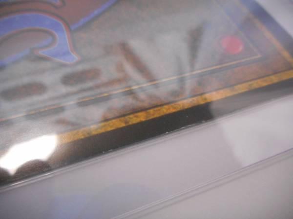 MTG Black Lotus ブラックロータス NINE OF 9  左上 おまけカード_画像3