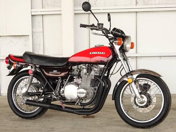 カワサキ Z1 Z1A 73年 実働仕上げベース車 (検 Z1B Z2 Z750RS KZ900 KZ1000A Z1000A )