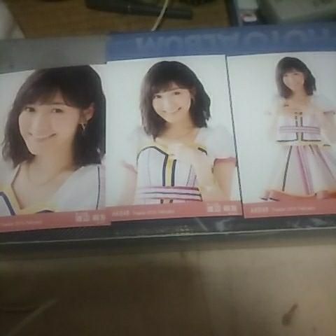 AKB48 渡辺麻友 月別生写真 2017 february コンプ ライブ・総選挙グッズの画像