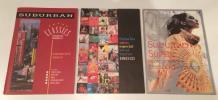 Suburbia Suite 3冊セット(19960214, 19921121, 19940409) サバービア 橋本徹 Free Soul フリーソウル ディスクガイド