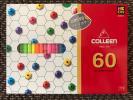 ☆【新品】コーリン社色鉛筆60色蛍光色入 大人の塗り絵に最適!1
