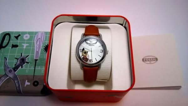 ★☆【未使用・美品・最落無し】[フォッシル]FOSSIL 腕時計 HIGH TIDE ES3456 レディース