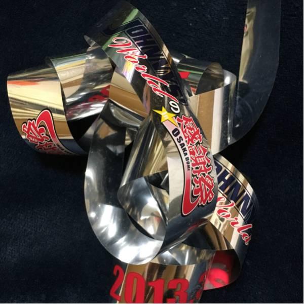 銀テープ ジャニーズワールドの感謝祭 大阪ドーム