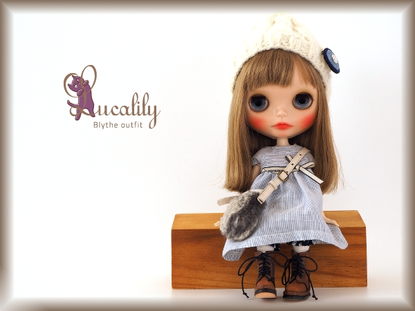 ** Blythe outfit ** Lucalily 535 **