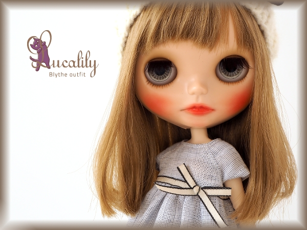 ** Blythe outfit ** Lucalily 535 **_画像2