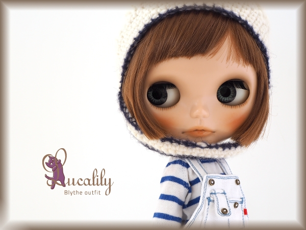 ** Blythe outfit ** Lucalily 537 **