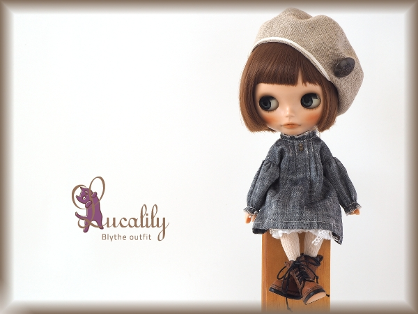 ** Blythe outfit ** Lucalily 540 **