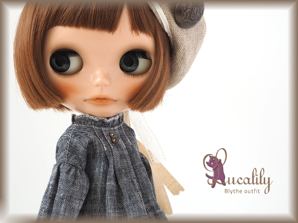 ** Blythe outfit ** Lucalily 540 **_画像2