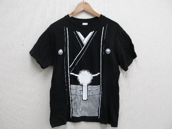 y1251:レキシ袴TシャツライブTシャツM黒35