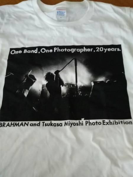 BRAHMANフォト Tシャツ Lサイズ 東北ライブハウス大作戦 ライブグッズの画像