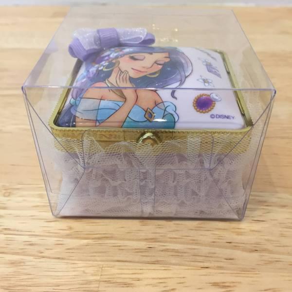 ジャスミン 付箋付きメモ帳 200枚 新品未使用 ケース入り ディズニーストア プリンセス アラジン ディズニーグッズの画像