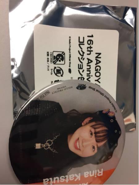 ハロショ名古屋店16周年記念コレクション缶バッジ アンジュルム 勝田里奈ハロプロ 16th anniversary