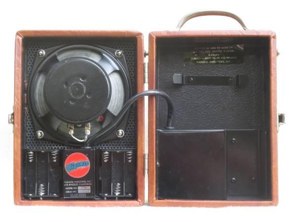 送料安価! Pignose 7-100 Red Label Made in USA 後期仕様 ピグノーズ レッドラベル ヴィンテージ_画像2