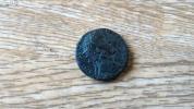 古代ローマ帝国銅貨:皇帝アントニヌス・ピウス:送料無料