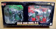 未使用 大型◇B'T X 1/16 ソリッドスキャンモデル ビートエックス タカラ 検 デュアルモデル ポピー タカトク トミー 変形 合体