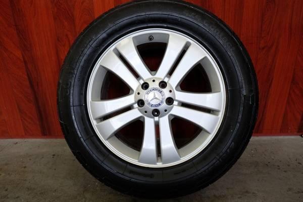 メルセデス ベンツ X164 GL純正 19インチアルミ・タイヤ4本セット X164 W164_画像2