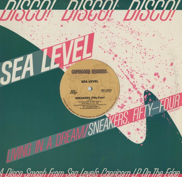 即決(12)SNEAKERS/SEA LEVEL *LOFT、DJ HARVEY