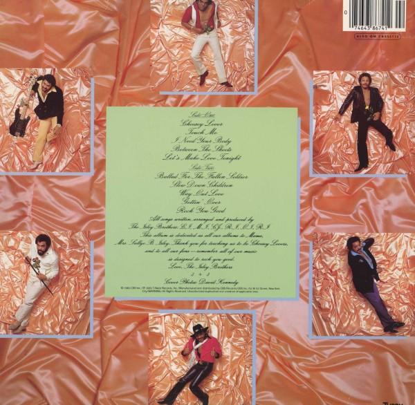 即決(LP)BETWEEN THE SHEETS/THE ISLEY BROTHERS_画像2