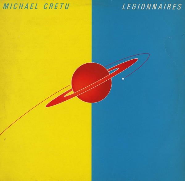 即決(LP)LEGIONNAIRES/MICHAEL CRETU_画像1