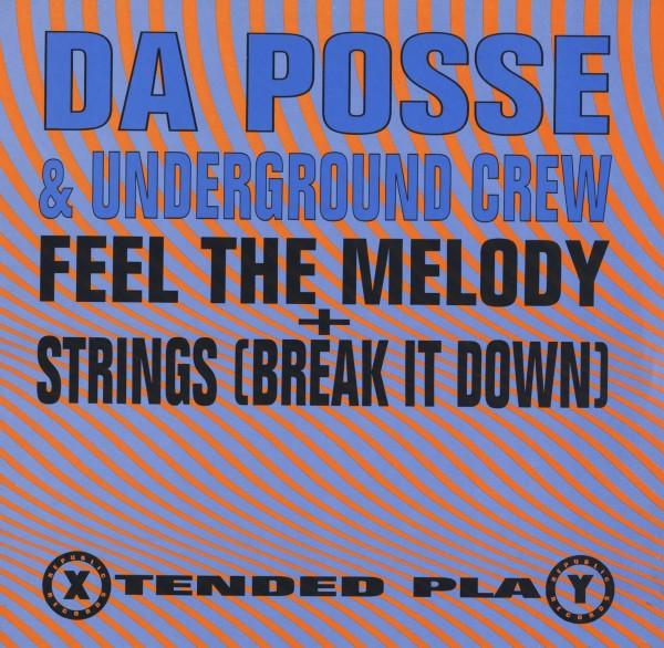 即決(12)FEEL THE MELODY/DA POSSE
