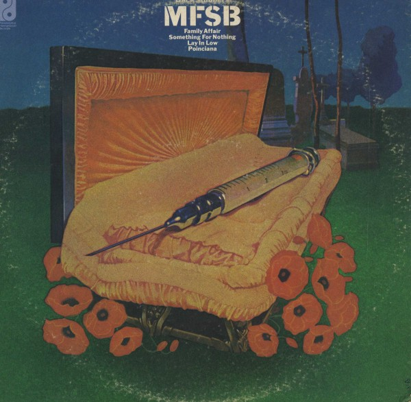即決(LP)FREDDIE'S DEAD/MFSB *NICKY SIANO