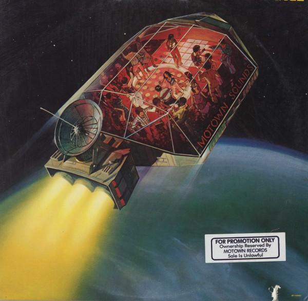 即決(LP)SPACE DANCE/MOTOWN SOUNDS *LARRY LEVAN,VICTOR ROSADO