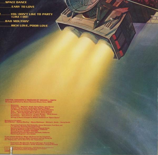 即決(LP)SPACE DANCE/MOTOWN SOUNDS *LARRY LEVAN,VICTOR ROSADO_画像2