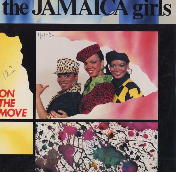 即決(12)ON THE MOVE/JAMAICA GIRLS *GARAGE