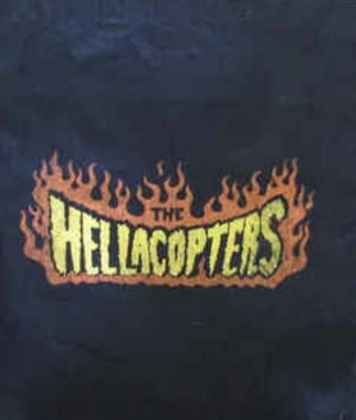 HELLACOPTERSトートバック!BACKYARD BABIES.WILDHEARTS