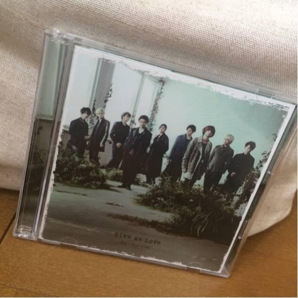 【中古】Hey!Say!JUMP/Give Me Love/初回限定/CD+DVD