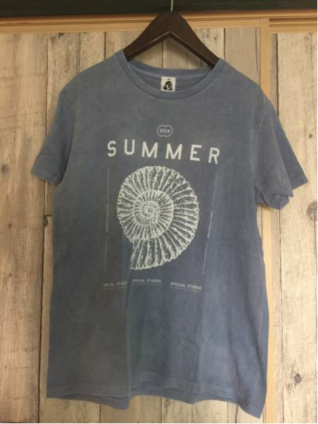 スペアザ SUMMER 14 Tシャツ JURASSICSUMMER タコマフジ ジェリー鵜飼