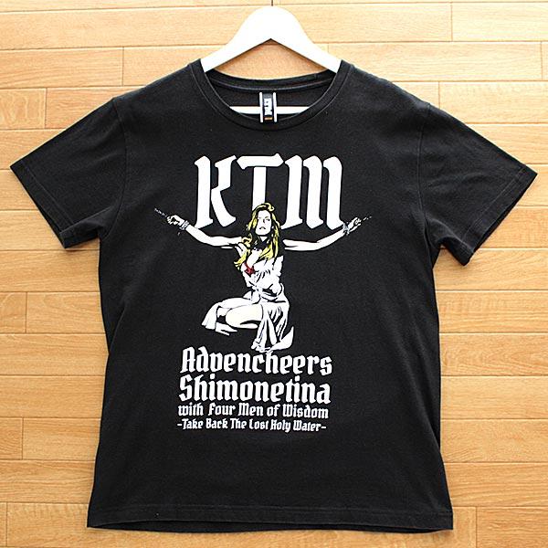 ★ケツメイシ KTM 2015ツアー Tシャツ シモネティーナ Mサイズ ライブグッズの画像