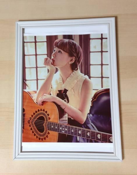 chay TEA ★額装品★ 広告 額入り ( アルバム ライブ コンサート CD DVD BD ポスター パンフレット シングル モデル cancam