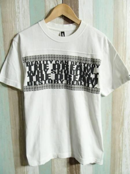 #795【ケツメイシ】サイズS 送料全国一律300円 半袖Tシャツ ホワイト バンドT