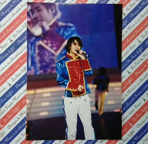 100円◆嵐◆ファミクラ◆松本潤【ジョイスト★Join the STORM】公式写真〈Konica〉