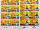其它 - カルピス「最高の夏、感じる!キャンペーン」応募シール120枚