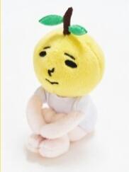 ★即決★ 新品 未開封  ゆず太郎 × VILLAGE VANGUARD コラボ ぬいぐるみ ゆず太郎