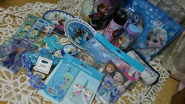 ディズニー*アナと雪の女王 グッズセット 色々  ディズニーグッズの画像