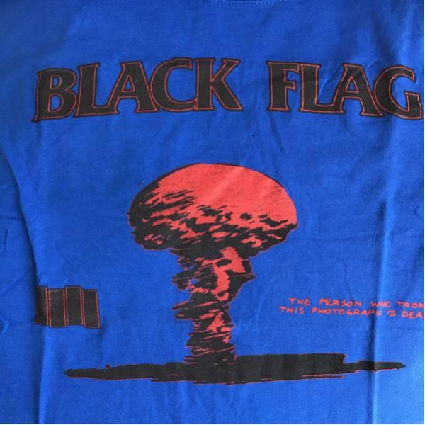 Black flag descendents OLEDICKFOGGY Discharge. disclose gism gauze doom undercover crass. bad brains SST DINOSAUR JR Tシャツ