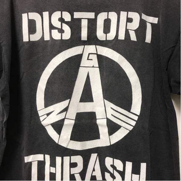 GAUZE OLEDICKFOGGY Discharge. disclose gism doom undercover crass Lip cream Tシャツ dead end製