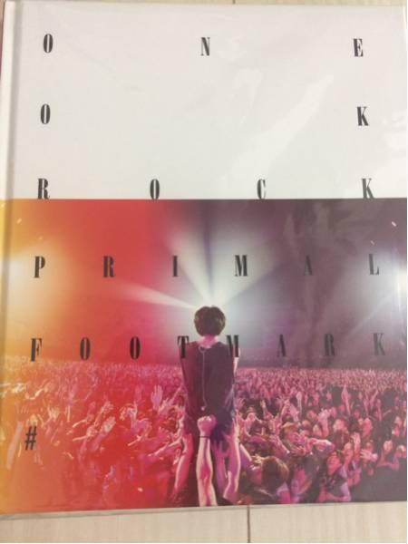 ONE OK ROCK PRAIMAL FOOTMARK #5 プライマルフットマーク 写真集 ワンオクロック