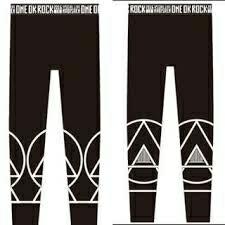 ワンオク レギンス ONE OK ROCK 渚園 【完売品】 【新品、未使用】 Mサイズ♪ ラスト1個!