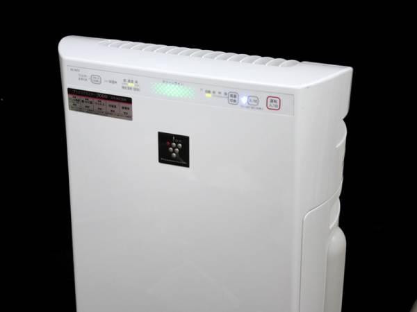 未使用加湿ユニット取保証書付き★プラズマクラスター 搭載で空気を浄化 花粉症もウイルスも撃退PM2.5も撃退シャープ加湿空気清浄機 禁煙