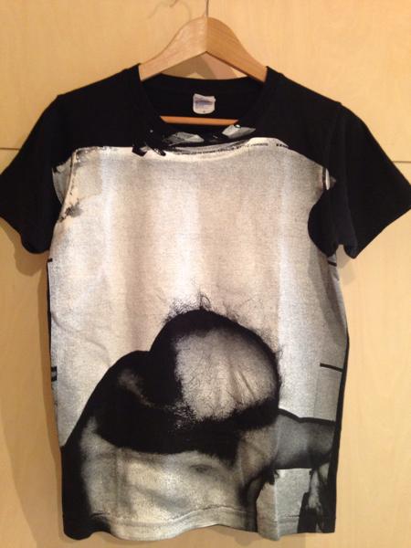 クリスカニンガム CHRIS CUNNINGHAM Rubber Johnny Aphex Twin Tシャツ 黒Sサイズ FUJI ROCK Bjork Warp ビョーク エイフェックスツイン ライブグッズの画像