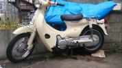 ホンダ リトルカブ50cc セル付き4速 AA01型 ジャンクあつかい