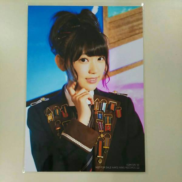 HKT48 宮脇咲良 Green Flash 通常盤 特典 生写真 大人列車 A1102 ライブグッズの画像