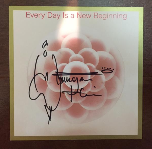 布袋寅泰 直筆サイン HOTEI サイン CD 購入特典 BOOWY 氷室 complex ライブグッズの画像